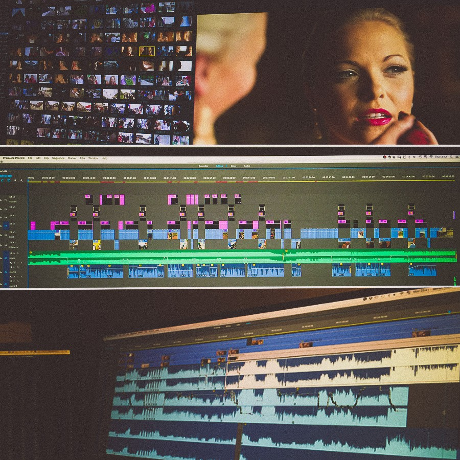 EDITING AND POSTPRODUCTION