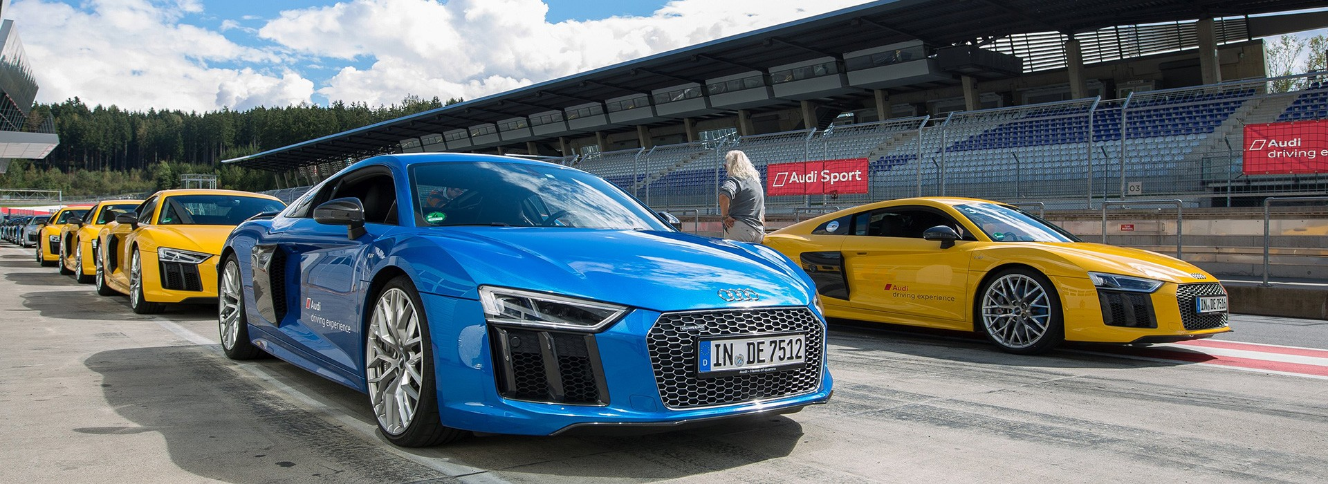 Audi Sportscar Experience - Red Bull Ring
