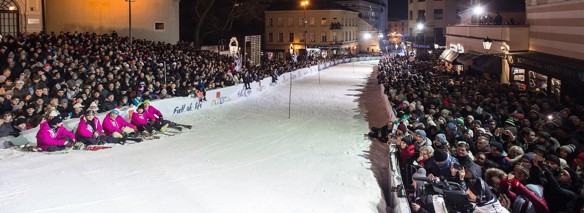 50 godina FIS Svjetskog skijaškog kupa i utrka Snježne kraljice